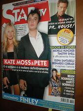 Star Tv.KATE MOSS & KATE MOSS,LEONARDO DiCAPRIO & BAR RAFAELI,GEORGE MICHAEL,rrr