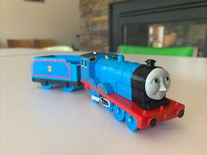 Tomy Trackmaster Plarail Edward Thomas And Friends Working