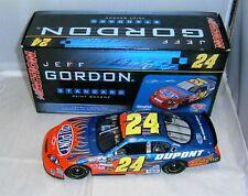 1:24 ACTION 2006 #24 DUPONT JEFF GORDON GM DEALERS SERIAL #10 OF 1008! MIB