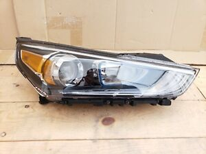 2017 2018 Hyundai IONIQ Right Passenger Halogen LED Headlight 92102-G2020
