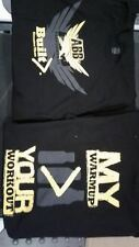 1 ABB PERFORMANCE American Body Building Optimum Nutrition XL Shirt My Warm Up