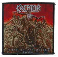KREATOR patch PHANTOM ANTICHRIST Aufnäher ♫ Thrash Metal ♪ Big Teutonic Four ♫