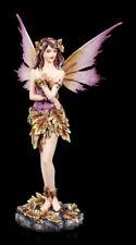 fées figurine - SAISON AUTOMNE foliana - Elfe FEUILLES Déco Fantasie fée