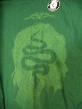 Lootcrate Crimes of the Grindenwald T Shirt Dark Green Cotton Man's  Sz XL NWT