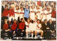 VfB Stuttgart + Deutscher Fußball Meister 1984 + Fan Big Card Edition F60 +