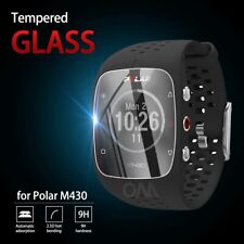 5Pcs 9H Premium Tempered Glass For Polar M430 smart watch Screen Protector Film