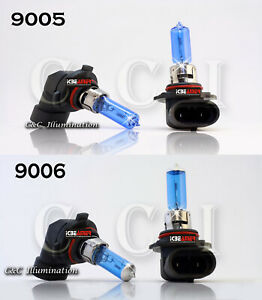 9005 9006 100W Direct Replace Auto Factory Halogen Light Bulbs High & Low Beam