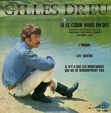 GILLES DREU L'OMBRE FRENCH ORIG EP JEAN MORLIER
