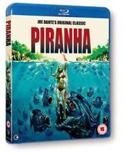 Piranha  (Blu Ray)     Brand New & Sealed