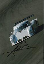 Marc Goossens Hand Signed 12x8 Photo Grand-Am Rolex Sports Car Series.