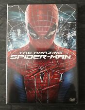 DVD FILM THE AMAZING SPIDER-MAN - MARVEL - COLUMBIA PICTURES - SONY - MARC WEBB