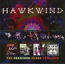 Hawkwind - The Charisma Years 1976-1979 (NEW 4CD)