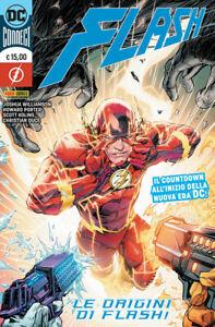 DC Connect - Flash - DC Italia - Panini Comics - ITALIANO NUOVO #MYCOMICS