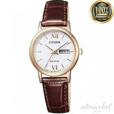 NEW CITIZEN COLLECTION Watch Eco Drive EW3252-07A Women's genuine from JAPAN