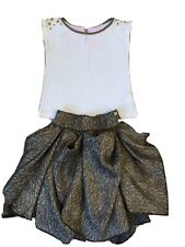 Girls Skirt And Top Size 5