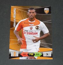 ROMAO FC LORIENT MERLUS MOUSTOIR FOOTBALL ADRENALYN CARD PANINI 2010-2011