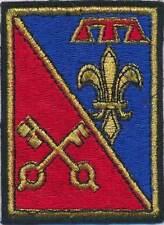 152° Division d'Infanterie de Réserve, type 3100, en tissu (6030)