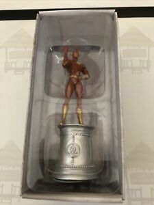 NEW Eaglemoss DC Chess Collection Issue No 41 The Flash White Bishop