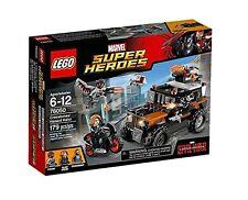 LEGO 76050 Super Heroes Crossbones' Hazard Heist - Brand New