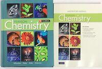 Pearson Chemistry Textbook Lab Manual Bundle Curriculum Homeschool 2012