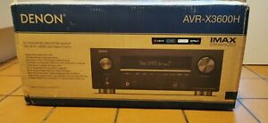 Denon AVR X3600H. Used - excellent condition