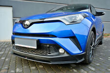 FRONT SPLITTER COMPATIBLE WITH TOYOTA C-HR (2016-UP)