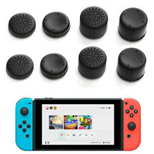 8Pcs Set Silicone Thumb Grip Stick Caps Fit Nintendo Switch Joy-Con Controller