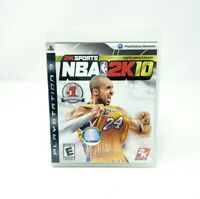 NBA 2K10 (PlayStation 3) PS3 Kobe Bryant