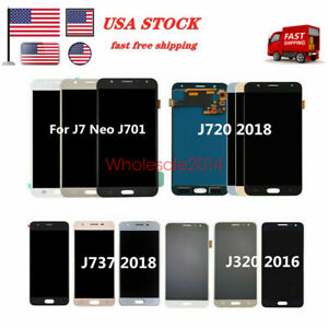 Black Tianu Guantianyong Guantianyong TFT Material LCD Screen and Digitizer Full Assembly for Galaxy J7 Color : Blue 2017 J730FM//DS,AT/&T New in 2020 J730F//DS