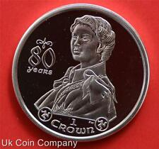 2006 Isle Of Man One Crown Silver Proof Coin