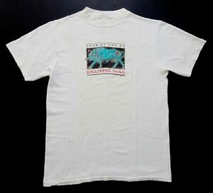 Grateful Dead Shirt T Shirt Vintage 1985 Chinese New Year of the Ox Bull GDP M