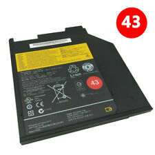 45N1041 Battery For Lenovo ThinkPad T400S T410S T420S T500 Ultrabay 43 0A36310