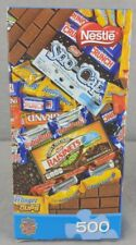 Master Pieces - Nestle Candy Jigsaw Puzzle - Butterfinger Raisinets 500-Piece