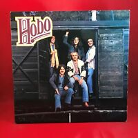 HOBO Hobo  1976 UK vinyl LP EXCELLENT CONDITION same self titled