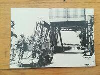 CPA PHOTO WW2 39-45 Blindé Pégasus bridge 6 juin 1944