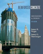 Reinforced Concrete: Mechanics and Design (5th Edition) by MacGregor, James G.,