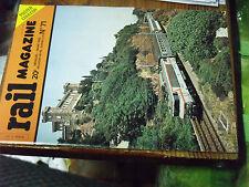 10µ Revue Rail Magazine n°71 Cages à poules Nord 130 A&B EST BB 10004