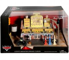 Disney Cars Precision Series Lizzie's Radiator Springs Curios Shop Playset