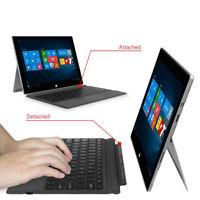 Fintie Microsoft Surface Pro 2018 2017 Pro 4/3 Slim Wireless Bluetooth Keyboard