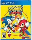 Sonic Mania PS4 [video game]