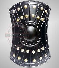 Medieval Knight Shield Iron Steel Roman Greek Viking 300 Spartan Armor Shield