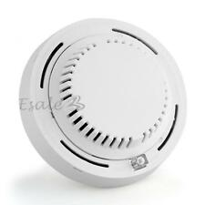 Wired Smoke Detector for Fire Alarm System Home Security DC 12V