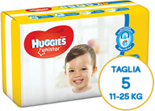 Huggies Unistar 16 Diapers Size 5 Junior (11-55.1lbs) Single Pack