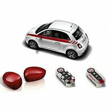 Genuine Fiat 500 Red Sport Pack Styling Kit. Brand New! 71807470