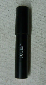1 tube JULEP ITS BALM LIP CRAYON NECTAR PINK CREME unsealed black tube flaw