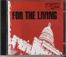 FOR THE LIVING - Worth Holding Onto /Good Life Rec./ CD
