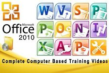 Office 2010 Tutorials Training Pack (Excel Word Powerpoint Outlook Sharepoint)