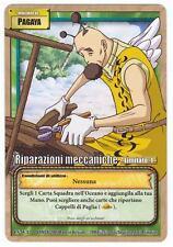 ONE PIECE CCG • Pagaya @ Riparazioni Meccaniche ITALIANO CS-W33  All'Arrembaggio