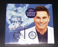 ELOY DE JONG KOPF AUS, HERZ AN... UND TANZ! CD IM DIGIPAK SCHNELLER VERSAND NEU