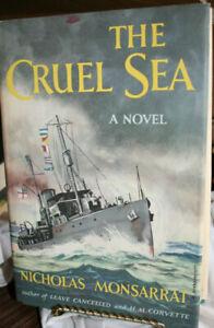 The Cruel Sea (Hardcover, 1951) by Nicholas Monsarrat